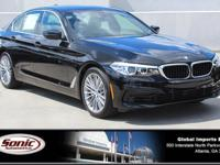 Only 814 Miles! This BMW 5 Series delivers a