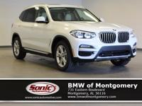 This 2019 BMW X3 sDrive30i comes complete with xLine,