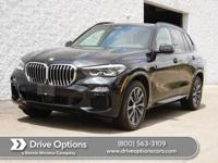 Virtually new vehicle!Black 2019 BMW X5 xDrive50i