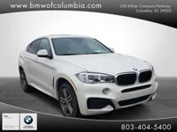 We are excited to offer this 2019 BMW X6. This BMW