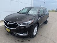 "2019 Buick Enclave Essence AWD.  18"" Painted Aluminum"