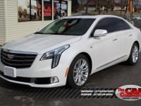 2019 Cadillac XTS 4D Sedan Luxury Crystal White Tricoat