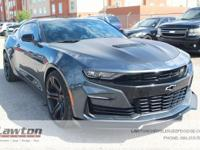 BACKUP CAMERA.2019 Chevrolet Camaro SS 1SS 2D Coupe RWD