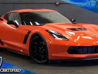 *Krietz Certified* *$89,580 MSRP When New!**Z06 2 LZ