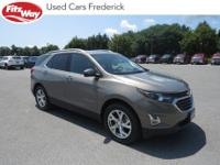 2019 Pepperdust Metallic Chevrolet Equinox 9-Speed