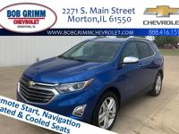 Equinox Premier REMOTE START, HEATED SEATS, COOLED