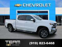 CARFAX One-Owner.2019 Chevrolet Silverado 1500 LT