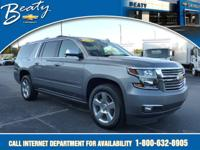 Beaty Chevrolet Company is delighted to offer this