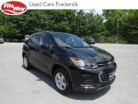 2019 Black Metallic Chevrolet Trax 6-Speed Automatic