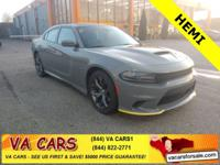 Gray Clearcoat 2019 Dodge Charger R/T RWD 8-Speed