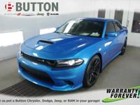Clean CARFAX. 2019 Dodge Charger R/T Scat Pack SRT HEMI
