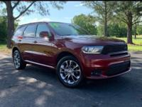 This 2019 Dodge Durango GT has a CARFAX report that is