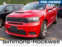 Delivers 22 Highway MPG and 14 City MPG! This Dodge