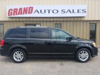 Onyx Black 2019 Dodge Grand Caravan SXT FWD 6-Speed