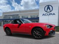Used 2019 Fiat 124 Spider Abarth. Priced below KBB Fair