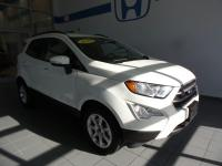 2019 Ford EcoSport SE CARFAX One-Owner. ***4 WHEEL