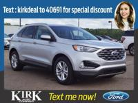 * ONLY ONE PREVIOUS OWNER * * 2019 ** Ford * * Edge * *