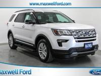 This outstanding example of a 2019 Ford Explorer XLT is