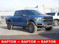 CARFAX 1-Owner, LOW MILES - 3,782! Raptor trim. PRICED