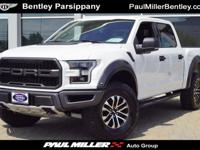 2019 Ford F-150 Raptor Oxford WhiteCertified. EcoBoost