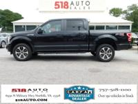 CARFAX One-Owner. 4WD. 2019 Ford F-150 4WD 10-Speed