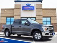 Magnetic 2019 Ford F-150 XLT RWD 10-Speed Automatic