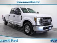 This 2019 Ford Super Duty F-250 SRW XL is proudly