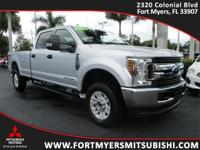 2019 Ford F-250SD XLT Ingot Silver Metallic Power