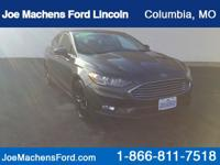 2019 Ford Fusion SE Magnetic Metallic Bluetooth, Auto