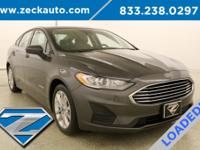 ***One Owner/Clean Carfax*** ***Hybrid*** ***Sunroof***