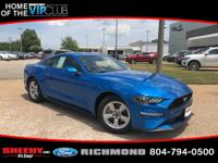 CARFAX One-Owner. Clean CARFAX. Velocity Blue Metallic