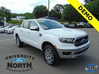 University Ford North is pumped up to offer this