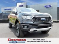 CHAPMAN LANCASTER  .2019 Ford Ranger XLT Shadow Black