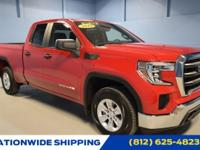 2019 GMC Sierra 1500 Base6-Speed Automatic, jet black