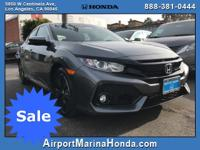 Airport Marina Honda is pleased to offer. 2019 Honda