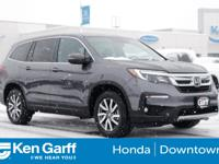 HONDA CERTIFIED PLUS!!! NAVIGATION, DVD, ADAPTIVE