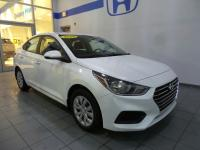 2019 Hyundai Accent SE Black w/Cloth Seat Trim, Air