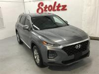 WOW THE ALL NEW 2019 HYUNDAI SANTA FE IS HERE AT STOLTZ