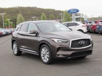 2019 INFINITI QX50 ESSENTIAL AWD Chestnut , Located at