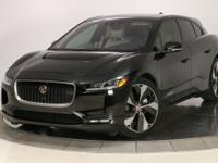 LOCAL ONE OWNER! 2019 Jaguar I-PACE First Edition AWD