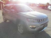 2019 JEEP NEW COMPASS LIMITED. PW,PL,POWER HEATED SEAT,