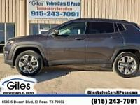 granite crystal metallic clearcoat 2019 Jeep Compass
