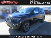 2019 Jeep Grand Cherokee Limited 4X2; This one owner
