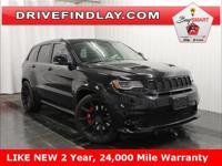 2019 Jeep Grand Cherokee SRT Diamond Black Includes 2