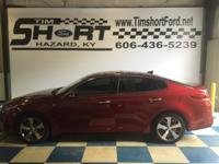 Passion Red 2019 Kia Optima S FWD 6-Speed Automatic