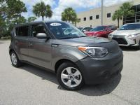 Your MINT condition Titanium Gray 2019 Kia Soul Base