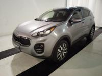 This 2019 Kia Sportage EX AWD is a must see! Options