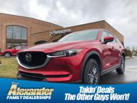 Recent Arrival!**MAZDA CERTIFIED**, **ONE OWNER**,