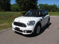 2019 MINI Cooper S Countryman, AWD. CARFAX One-Owner.