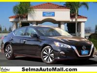 CARFAX One-Owner. Clean CARFAX. Black 2019 Nissan